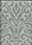 Sparkle Wallpaper Lux 2542-20750 By Kenneth James For Brewster Fine Decor